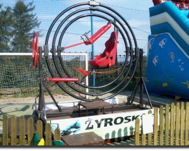 Żyroskop – Trenażer 4G